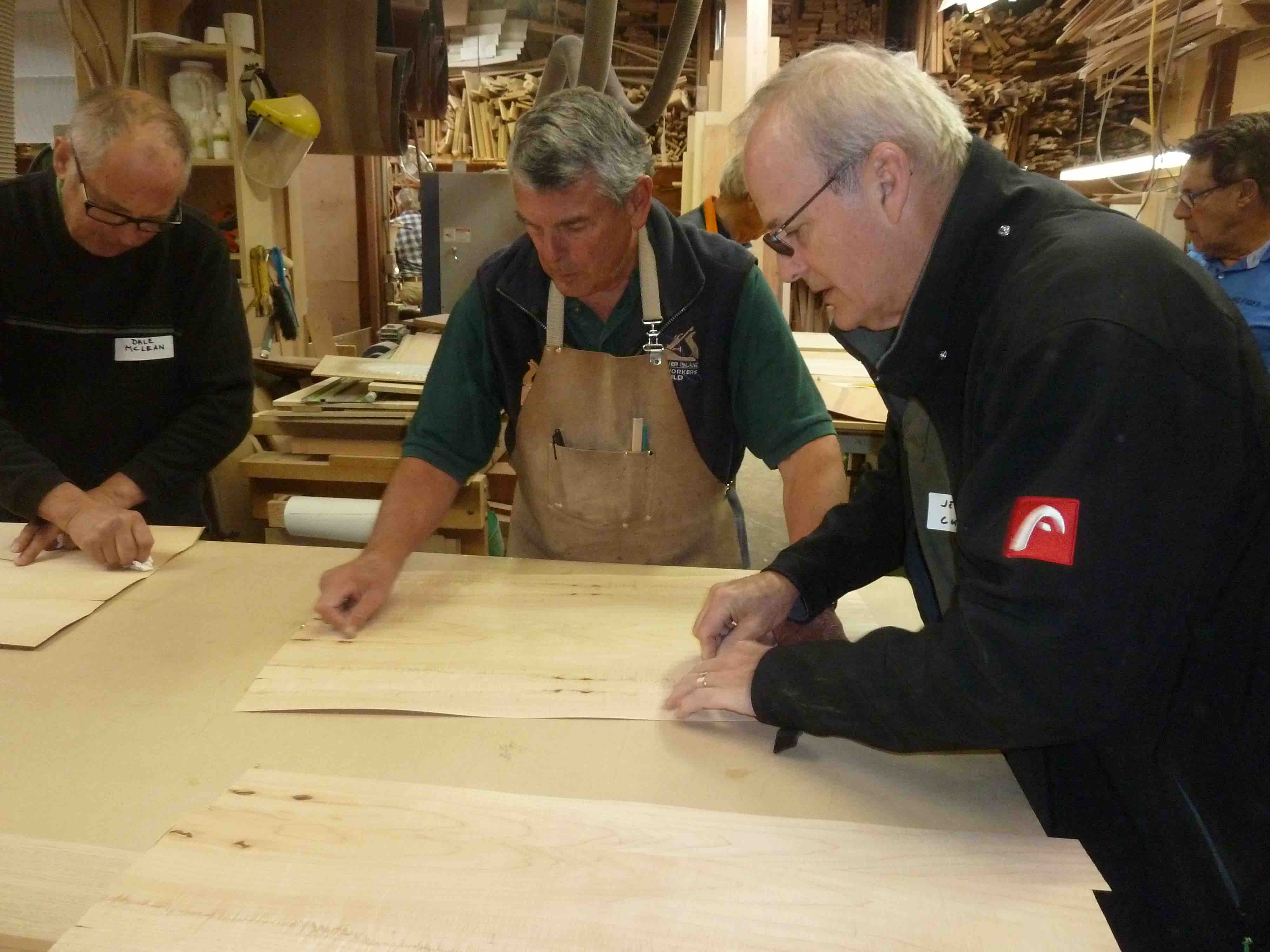 vancouver island woodworkers guild